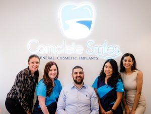 Meet the team of complete smiles